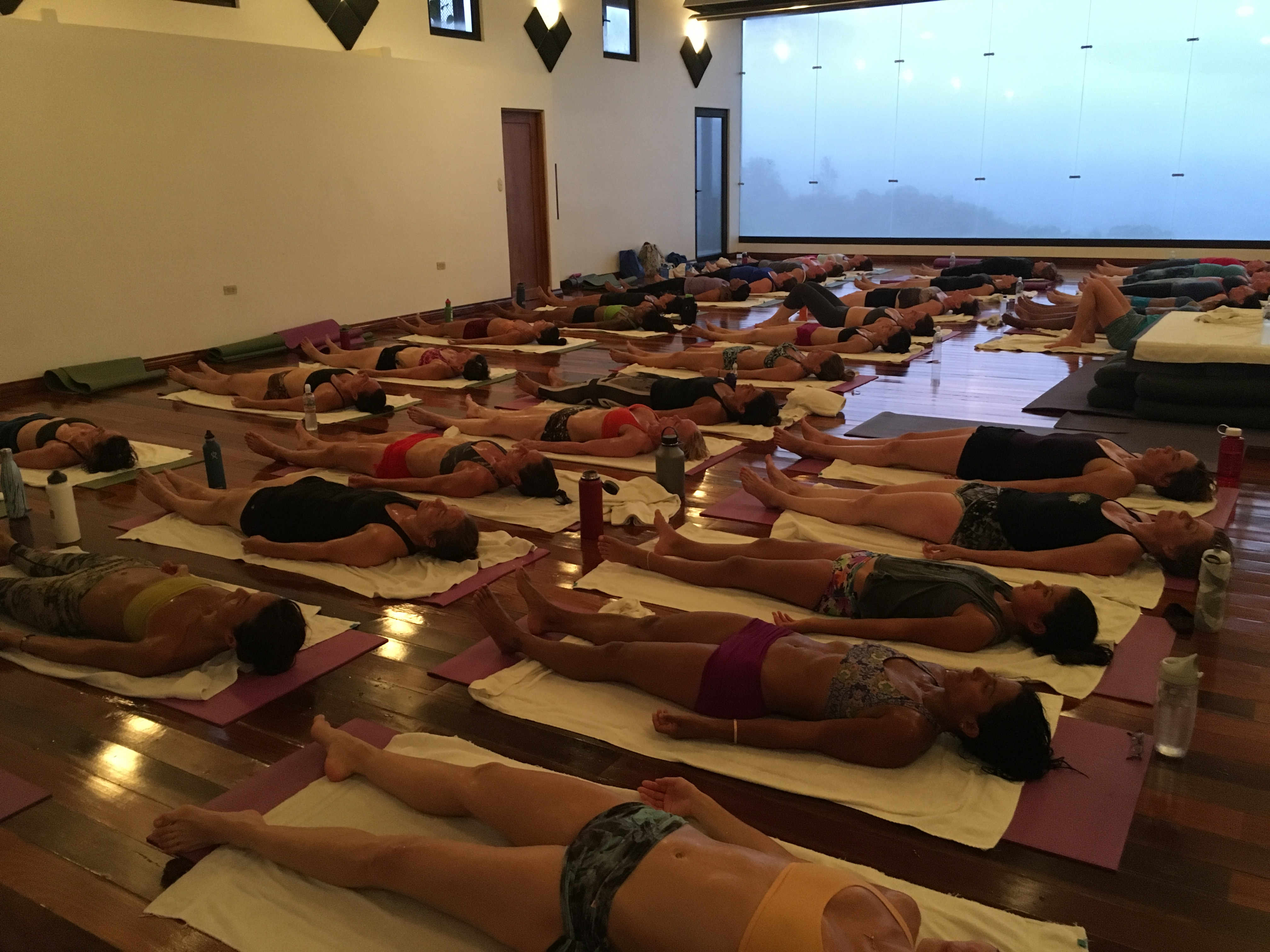 Reston Yoga Will Be Hosting The Hot Yoga Womenu0027s Retreat At The Art Of  Living Center In NC